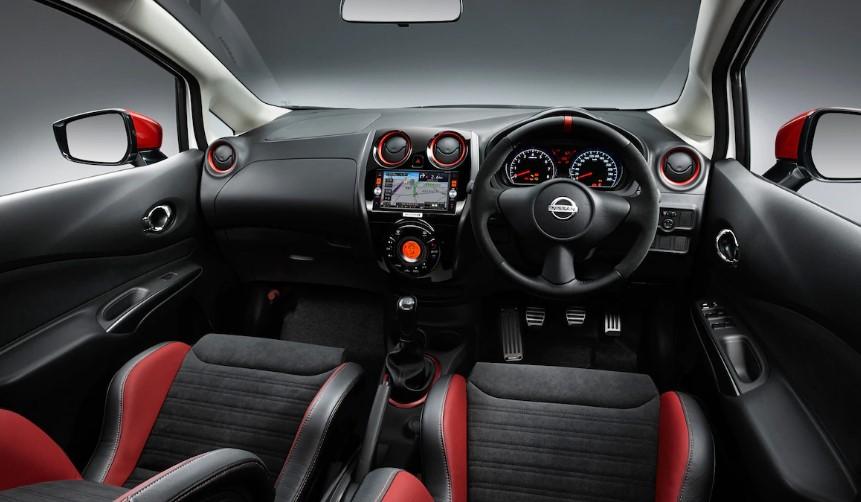 2020 Nissan Versa Note Nismo