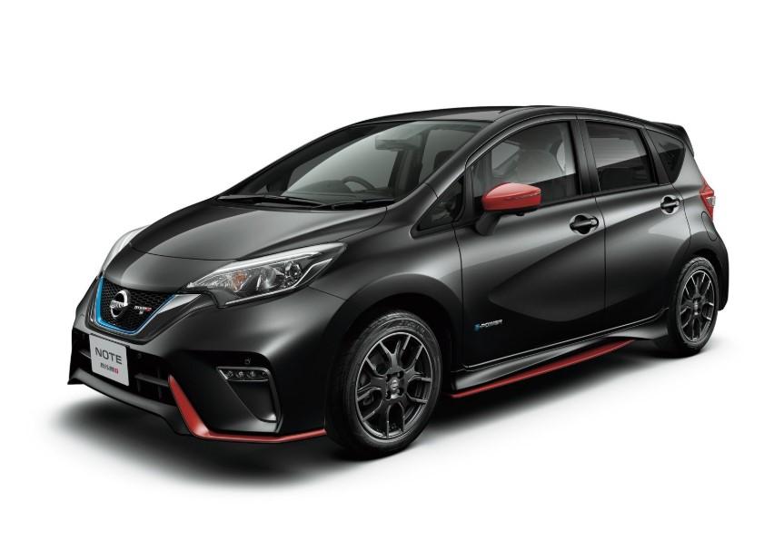 2020 Nissan Note e-Power Nismo S