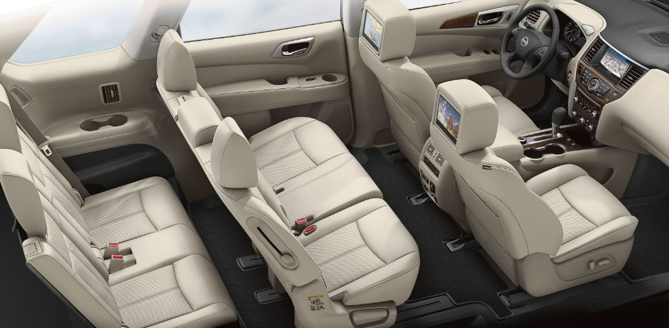 2020 Nissan Pathfinder 7-Seater SUV concept