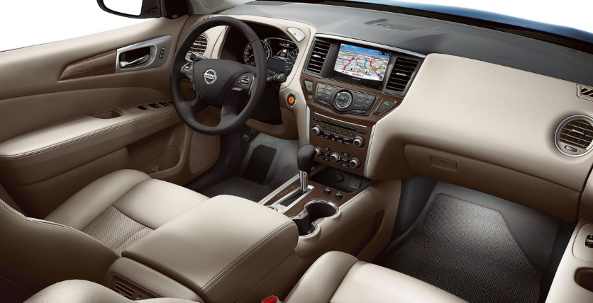 2020 Nissan Pathfinder V-Motion