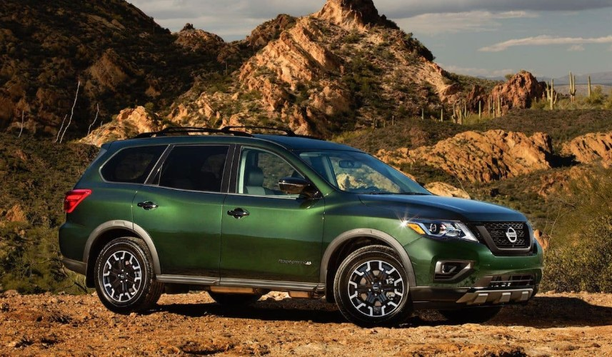 2020 Nissan Pathfinder Rock Creek Edition release date