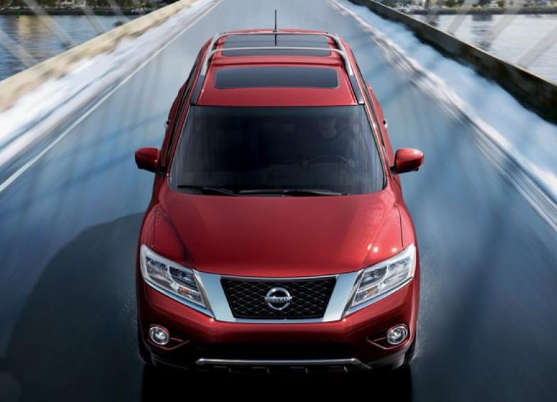 2020 Nissan Pathfinder Xtronic CVT changes