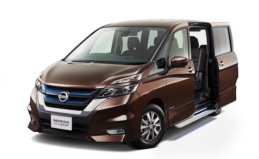 2020 Nissan Serena changes