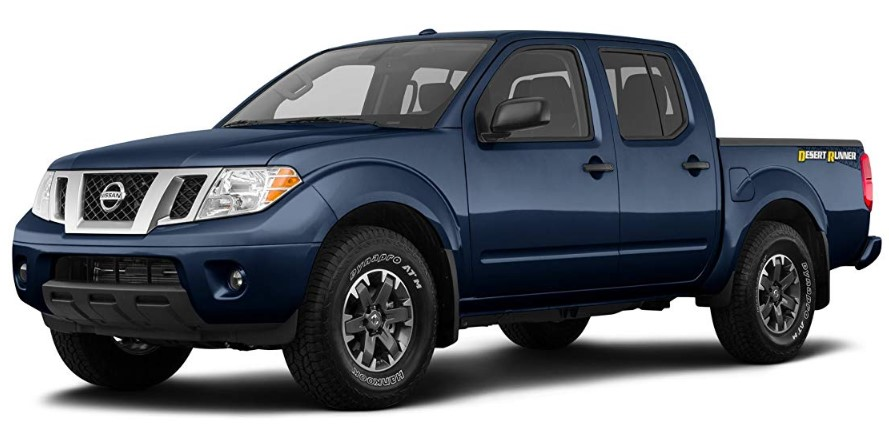 2020 Nissan Frontier Desert Runner concept
