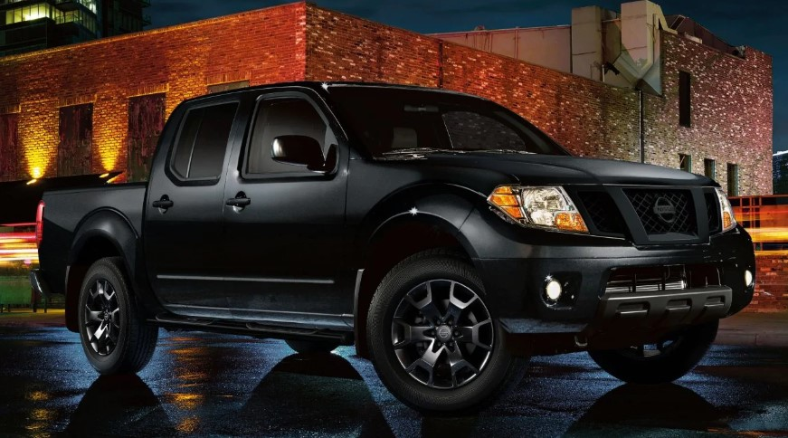 2020 Nissan Frontier Midnight Edition changes