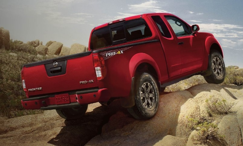 2020 Nissan Frontier King Cab release date