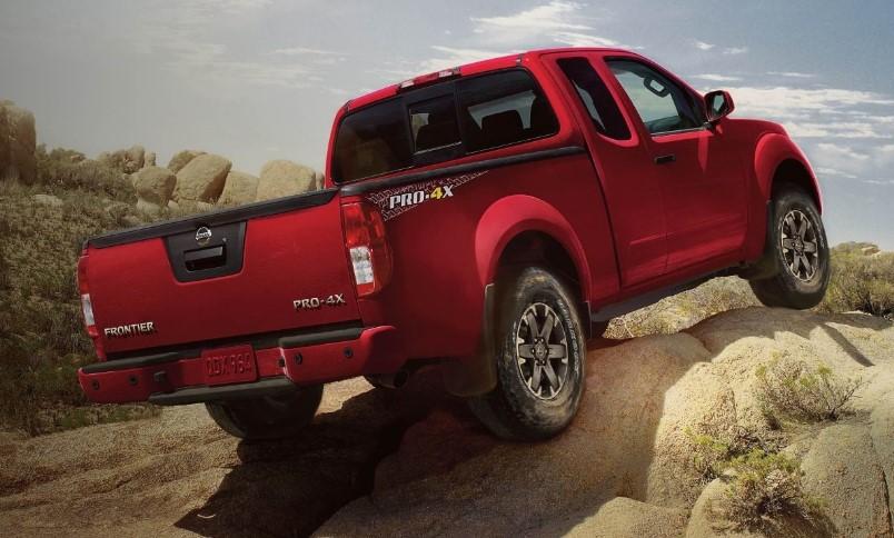 2020 Nissan Frontier Pro 4x release date
