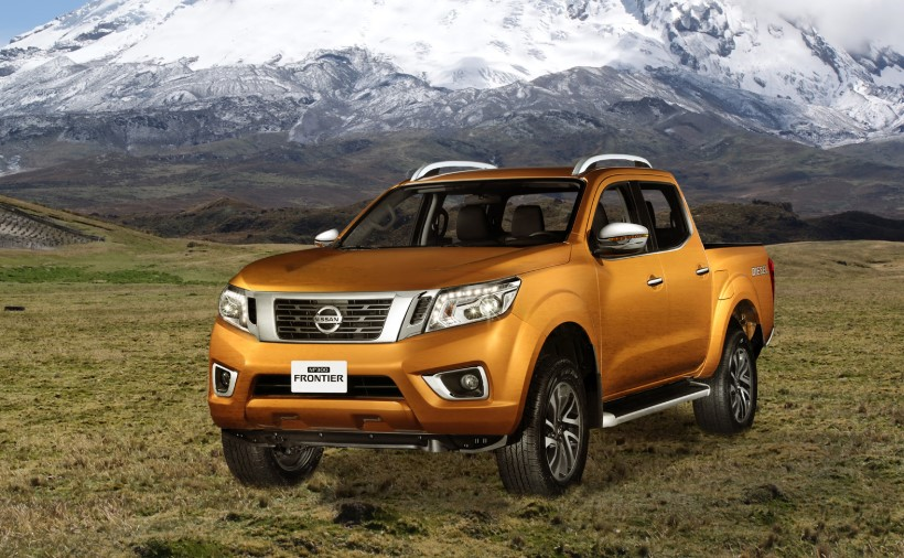 2020 Nissan Frontier Turbo Diesel changes