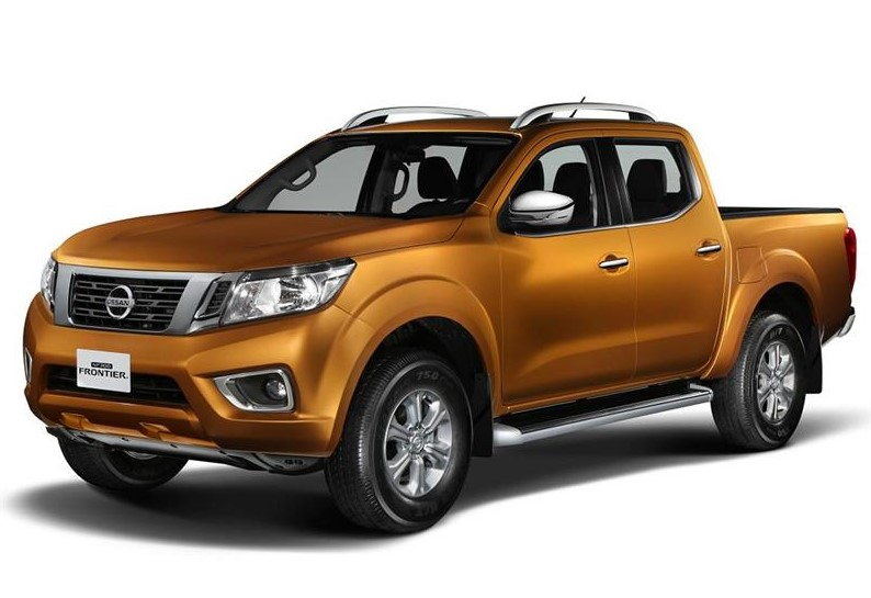 2020 Nissan Frontier USA redesign