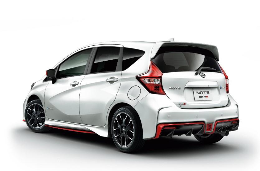 2020 Nissan Note e-Power Nismo