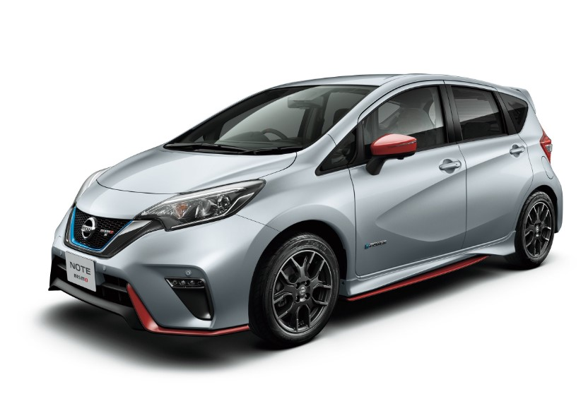 2020 Nissan Note e-Power release date