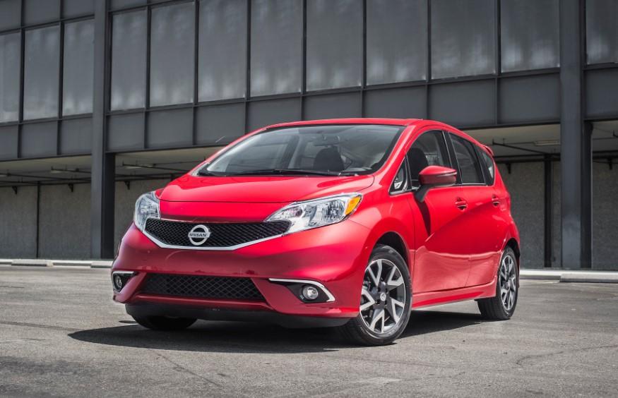 2020 Nissan Versa Note SR Long-Term release date