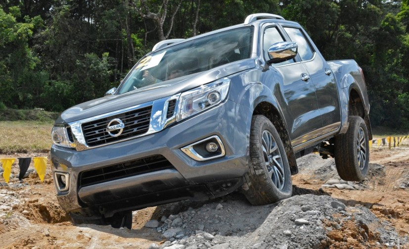 Nissan Frontier Diesel 4x4 2020