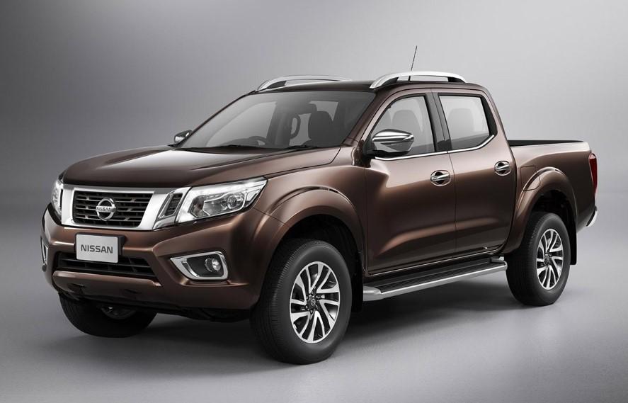 Nissan Frontier Platinum 2020 release date