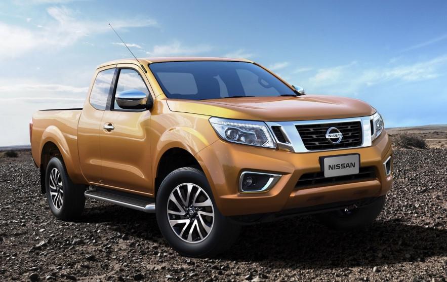 Nissan NP300 Frontier Diesel 2020 date