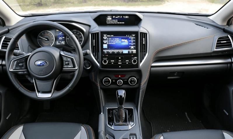 2020 Subaru Crosstrek Hybrid Interior