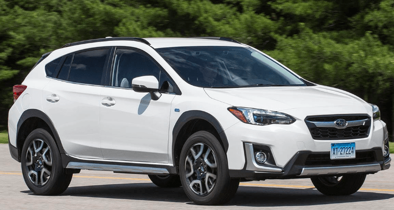 2020 Subaru Crosstrek Hybrid Release Date