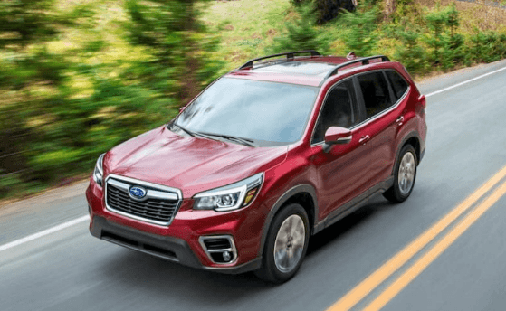 2020 Subaru Ascent Towing Capacity