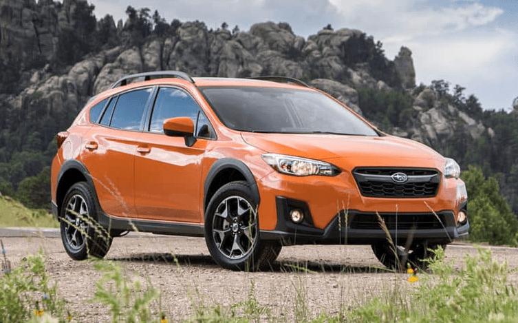 2020 Subaru Crosstrek AWD