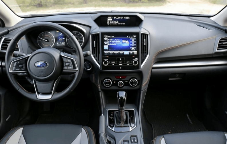 2020 Subaru Crosstrek All Wheel Drive Interior