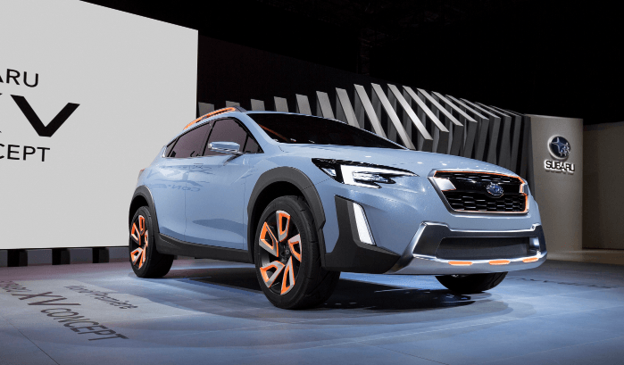 2020 Subaru Crosstrek All Wheel Drive