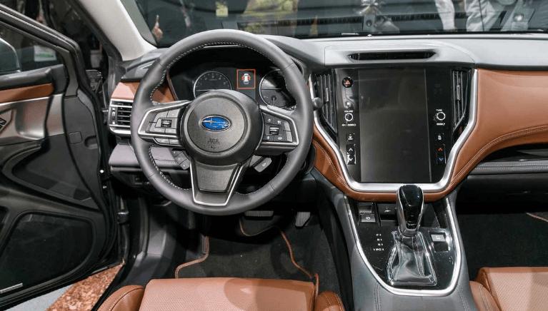 2020 Subaru Crosstrek Black Interior