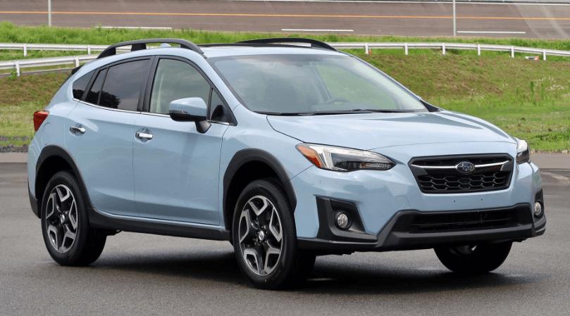 2020 Subaru Crosstrek Black