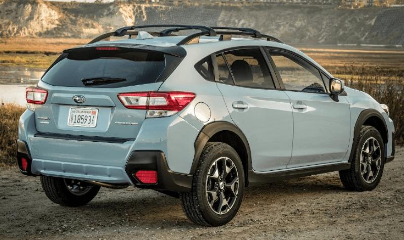 2020 Subaru Crosstrek Cool Gray Khaki Release Date