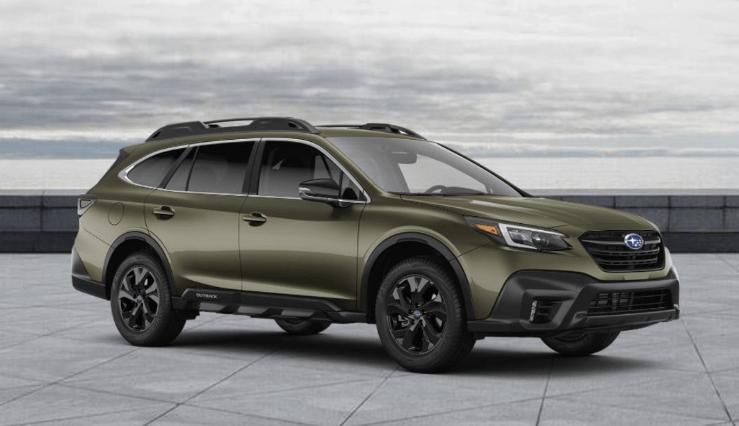 2020 Subaru Crosstrek Dark Gray