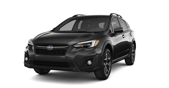 2020 Subaru Crosstrek Dark Grey Metallic
