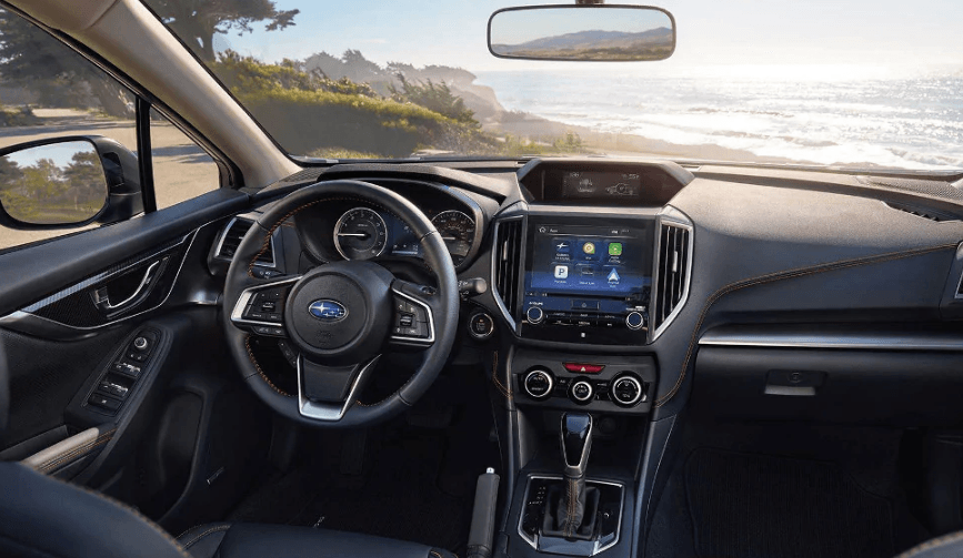 2020 Subaru Crosstrek Lift Kit Interior