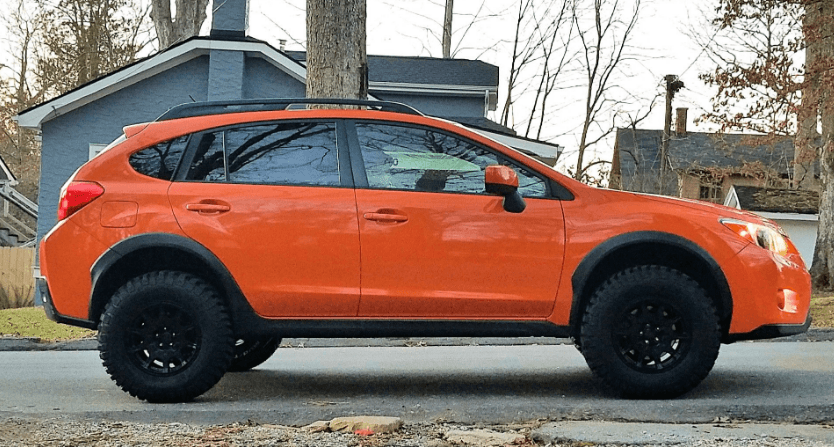 2020 Subaru Crosstrek Lift Kit Release Date
