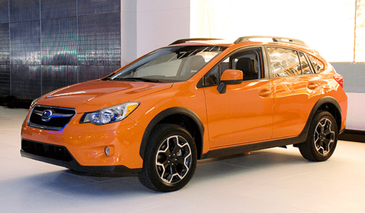 2020 Subaru Crosstrek Lift Kit
