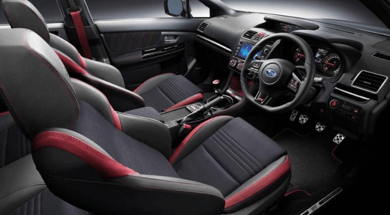 2020 Subaru Crosstrek Mpg Interior