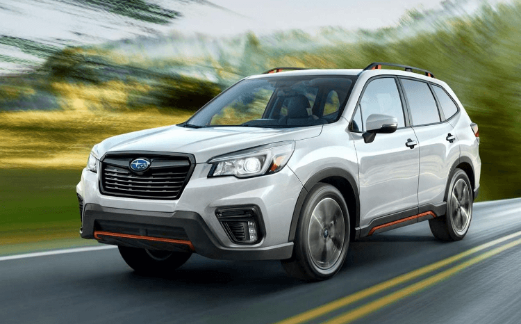2020 Subaru Crosstrek Oil