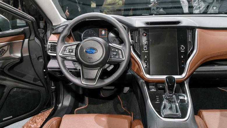 2020 Subaru Crosstrek Phev Interior