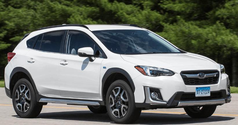 2020 Subaru Crosstrek Phev Release Date