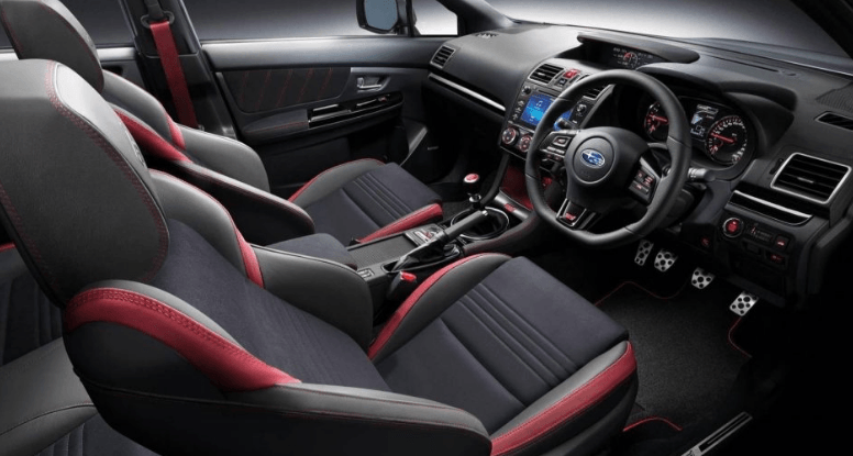 2020 Subaru Crosstrek Premium Interior