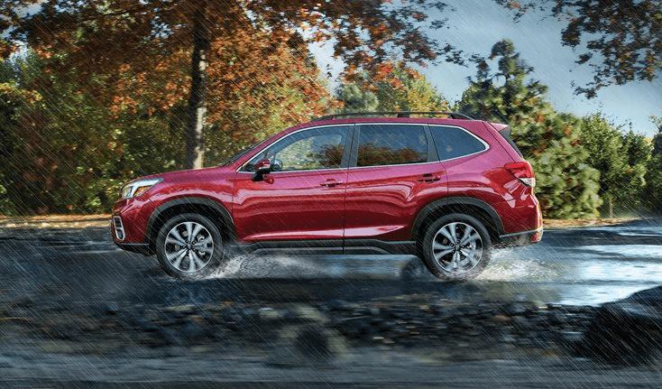 2020 Subaru Crosstrek Red Release Date