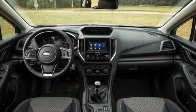 2020 Subaru Crosstrek Towing Capacity Interior