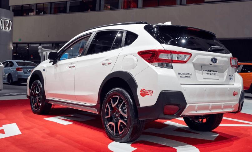 2020 Subaru Crosstrek Towing Capacity Release Date