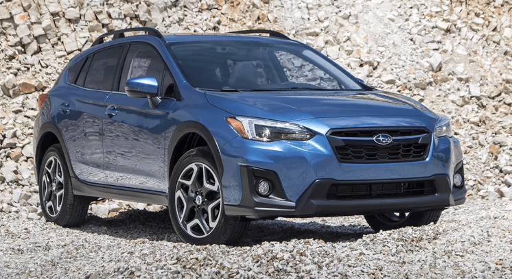 2020 Subaru Crosstrek Towing Capacity