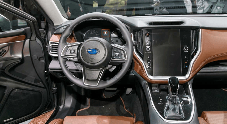 2020 Subaru Crosstrek White Interior