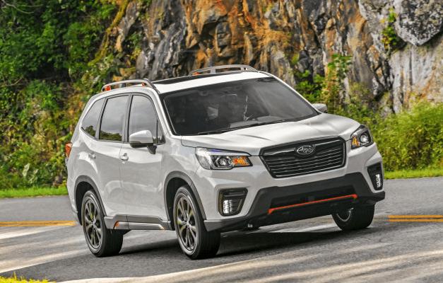 2020 Subaru Crosstrek White Release Date