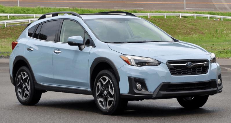 2020 Subaru Crosstrek White