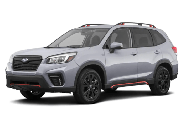 2020 subaru forester sport silver release date, changes
