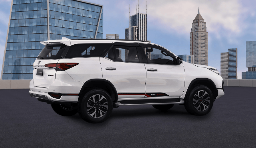 2020 toyota fortuner facelift colors, release date
