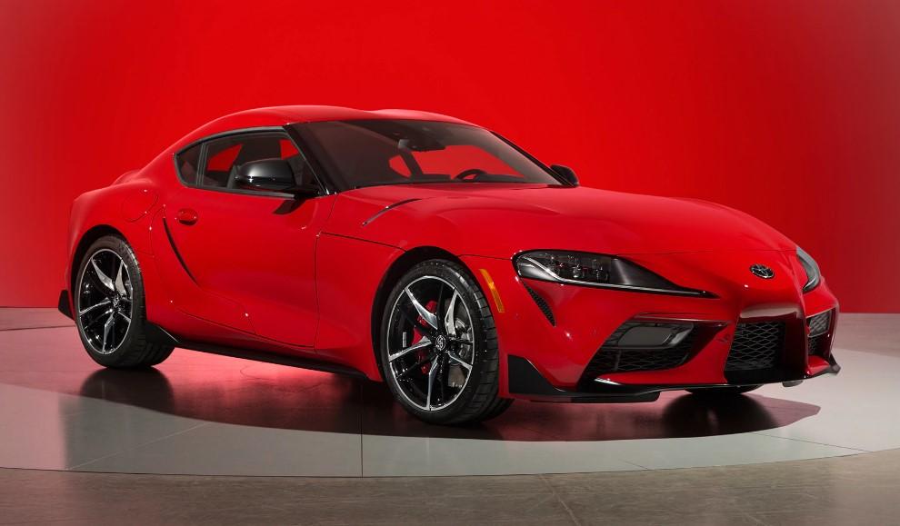 2020 Toyota Supra Convertible Colors, Release Date ...