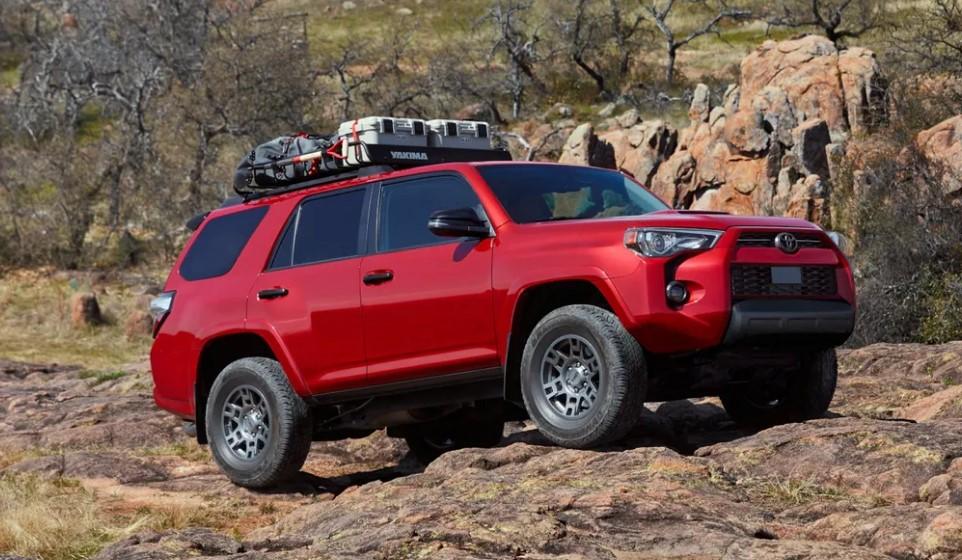 2020 Toyota 4Runner concept