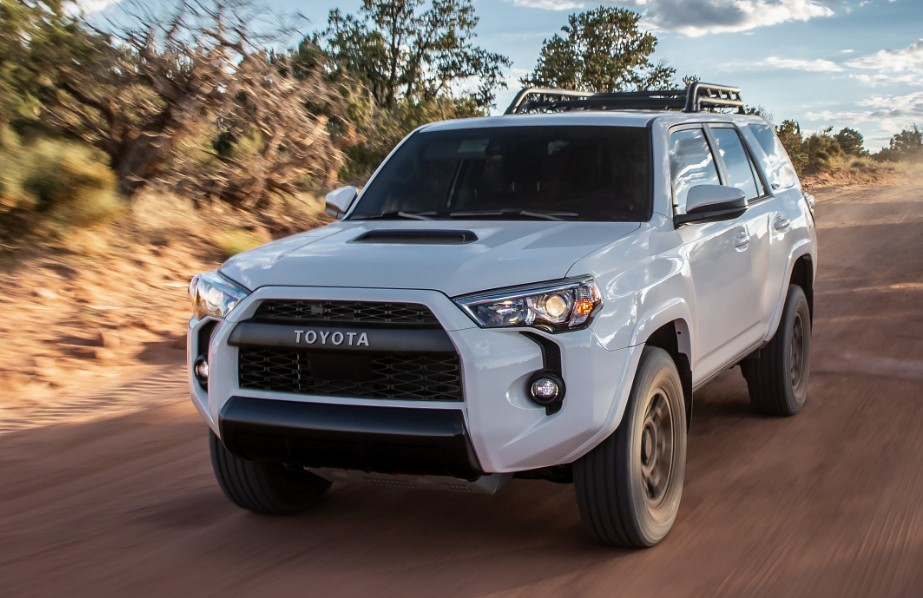 2020 Toyota 4Runner price 1